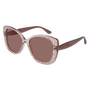 Bottega Veneta BV0198S Solglasögon female Pink