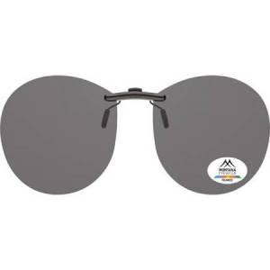 Montana Collection By SBG C4 Clip On Polarized Solglasögon male Black
