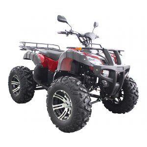 Elektrisk Fyrhjuling - 3000W