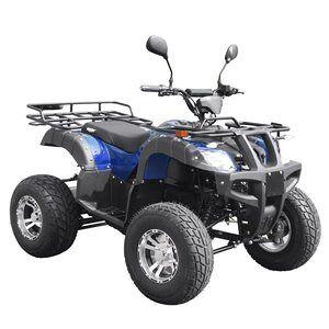 Hecht Fyrhjuling 2200 W - Blå