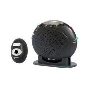. Amplicall 20 - Telefon- och dörrsignalsindikator med trådlös dörrknapp