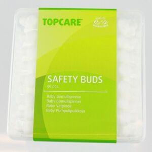 Topcare Top Care Bomullspinnar Barn 56 st