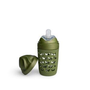 Herobility Hero Eco Bottle 220 ml Armé Grön