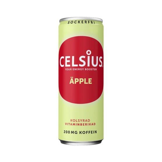 Celsius Äpple 355 ml