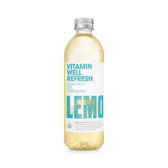 Vitamin Well Refresh 500 ml
