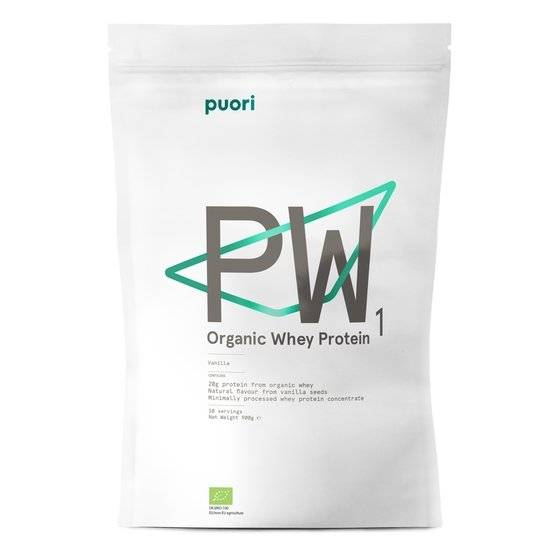 Puori PW1 Whey Protein Vanilj 900 g