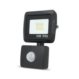 Proxim Strålkastare SMD PROXIM med PIR, LED, 10W, 6000K