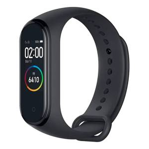 Xiaomi Mi Smart Band 4 fitnessarmband , svart