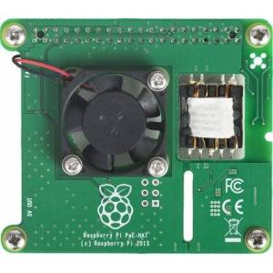 Raspberry Pi Power over Ethernet (PoE) HAT för Raspberry Pi 3 Model B+
