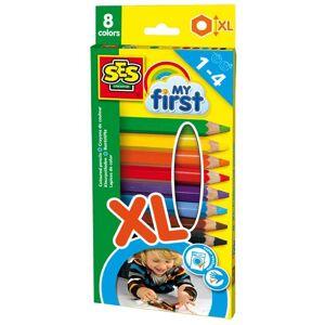 Creative SES Färgpennor till barn My First
