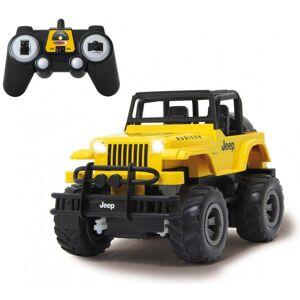 Jamara Radiostyrd Jeep Wrangler Rubicon Jamara 1:18 - 2,4 GHz - 8 km/h