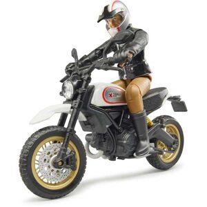 Bruder Scrambler Ducati Desert Sled med figur 63051