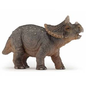Papo Triceratops Unge Dinosauriefigur