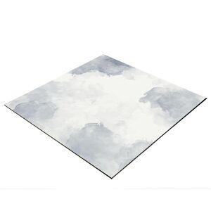 Bresser Flatlay Bakgrund för läggning bilder 60x60cm grå moln