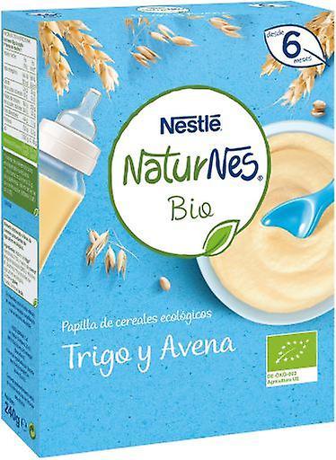 Nestle Nestlé ekologisk gröt av vete och havre 240 gr (barndom, mat...