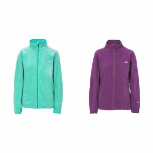 Trespass Womens/damer Ciaran Fleece Top Potenta lila XS