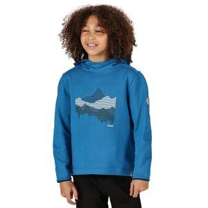 Regatta Kids Highton Exol Polyester Hoodie Tröja Eldig Coral 14 Years - Chest 86-98cm (Height 164-170cm)