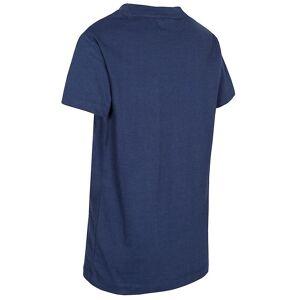 Trespass barn pojkar Lowie T-shirt Marinen 11/12 Years