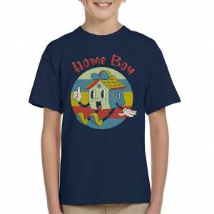 Cloud City 7 Hem Boy Kid's T-Shirt Marinblå Large (9-11 yrs)
