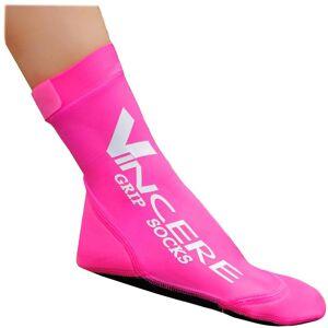 Sand Socks Sand strumpor grepp botten neopren atletiska strumpor - rosa XL