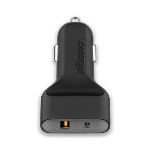 Cabstone Snabbladdning USB typ C bil bil bil snabb laddare 6A för smartphones, tabletter
