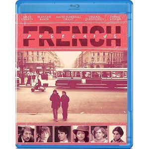 OLIVE FILMS Franska vykort [Blu-ray] USA import