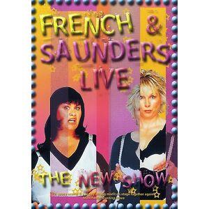 WHAM! USA Franska & Saunders - Live: The New Show [DVD] USA import