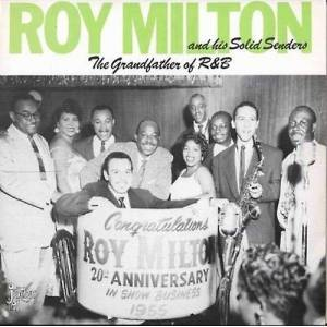 Jukebox LIL Roy Milton - farfar av R & B [Vinyl] USA import