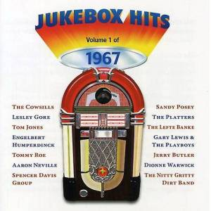 Jukebox RECORDS Jukebox Hits - Vol. 1-Jukebox träffar 1967 [CD] USA import