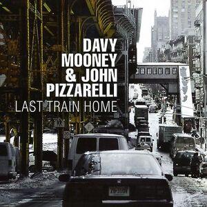 Challenge Mooney, Davy/John Pizzarelli - Last Train Home [CD] USA import