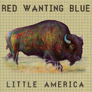 FANATIC Röd viljande blå - Little America [CD] USA import