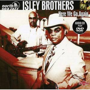 Charly Isley Brothers - Here We Go Again [CD] USA import