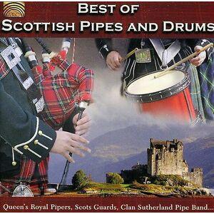 ARC MUSICI (GER) Reese/Mathieson/Griffiths/Gandy/Hunter/löjrom/panna/Mc - bästa skotska rör & trummor [CD] USA import