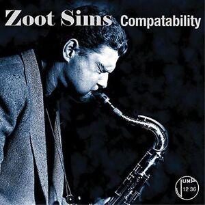 Jump Zoot Sims - kompatibilitet [CD] USA import