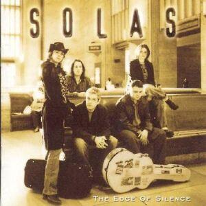 Shanachie SOLAS - kanten av tystnad [CD] USA import