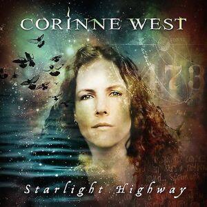 MAKE Corinne West - Starlight Highway [CD] USA import