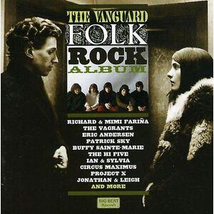 Vanguard PID Vanguard Folk rockalbum - Vanguard Folk Rock Album [CD] USA import