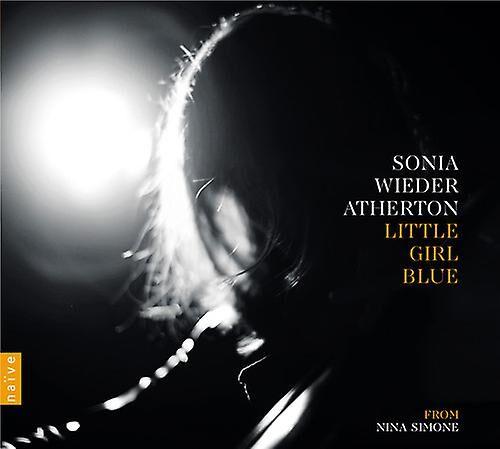 NAIVE ACTES SUD (FRA) Simone / Wieder-Atherton / Fontaine - lilla flicka blå [CD] USA import