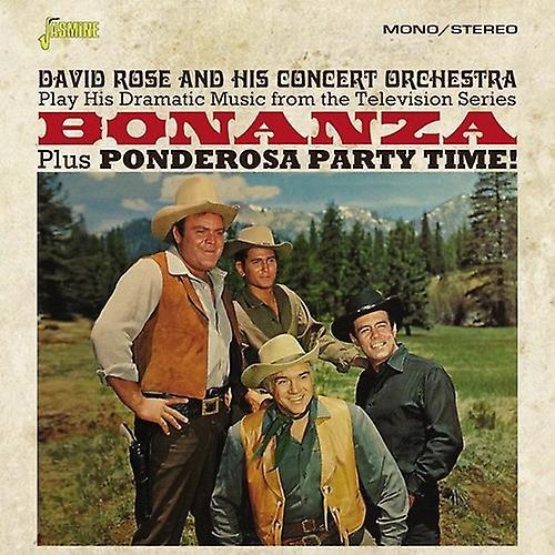 Unbranded Olika Artist - Bonanza Plus Ponderosa Party Time [CD] USA import