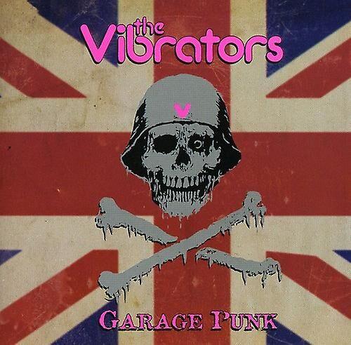 CLEOPATRA Vibratorer - Garage Punk [CD] USA import