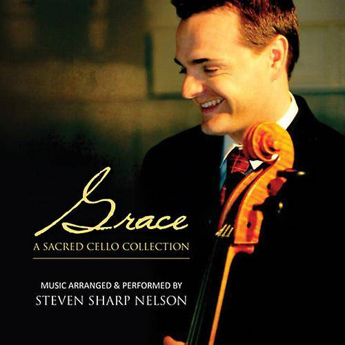 Unbranded Steven Sharp Nelson - Grace: A heliga Cello Collection [CD] USA import