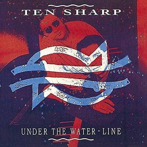 Unbranded Tio Sharp - Under Water-Line [CD] USA import