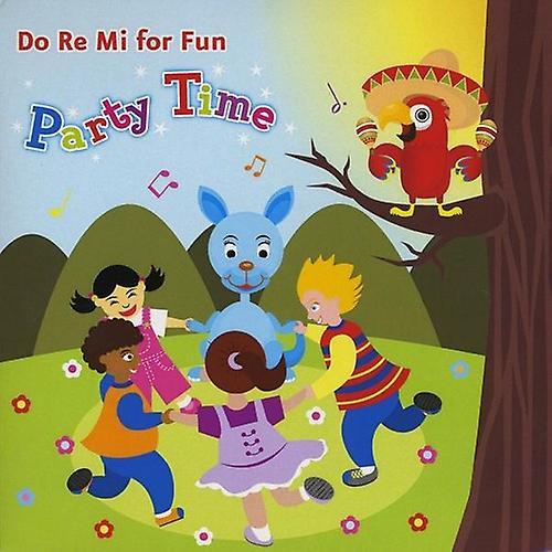 CD BABY.COM/INDYS Do Re MI musikskola - Do Re MI för kul-Party Time [CD] USA import