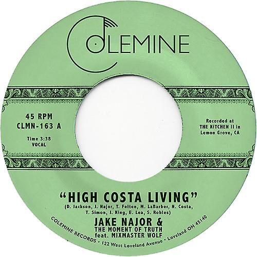 COALMINE MUSIC High Costa Living / Grab A Soda [Vinyl] USA import