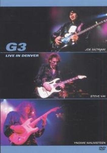 Unbranded G3 - G3 Live i Denver [DVD] USA import