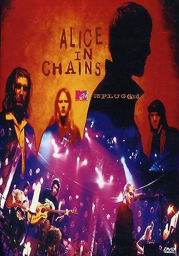 Unbranded Alice in Chains - MTV Unplugged [DVD] USA import