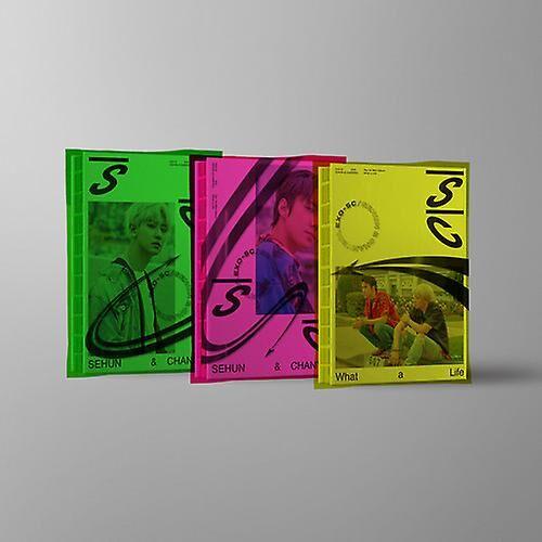 SM ENTERTAINMENT Exo-Sc Den 1: a Mini Album 'Vad ett liv & [CD] USA import