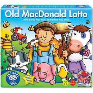 Orchard Toys gamla Macdonald Lotto