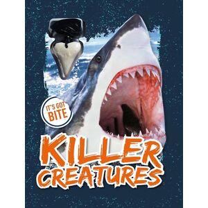 Killer Creatures ny utgåva av Scholastic