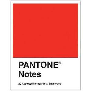 Pantone Anteckningar av Pantone Inc
